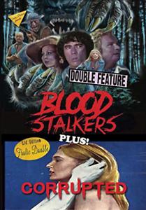 Blood Stalkers 1976 & Corrupted 1973 DVD(DVD-R) Grindhouse