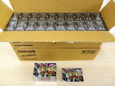 20x Maxell UR90 Audio Kassette (tape audio cassette - leerkassette 90 Min) D