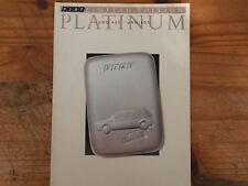 Fiat Uno 45s 60s PLATINUM brochure VGC
