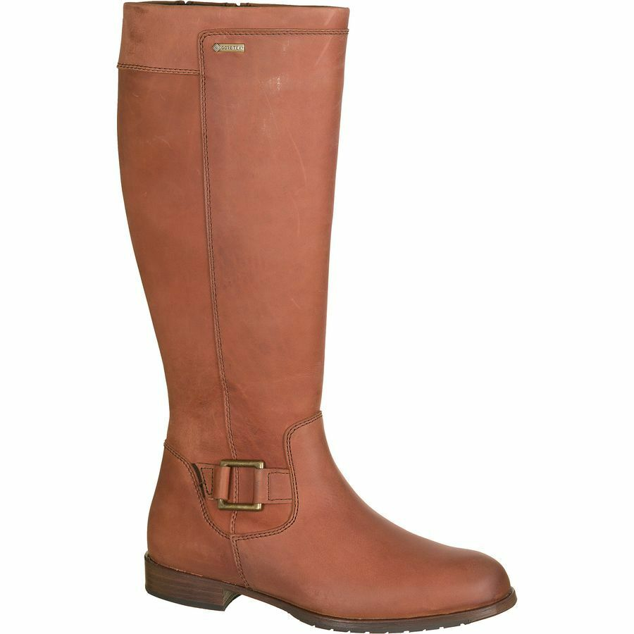 Dubarry of Ireland Limerick Gore Boot Chestnut Brown Womens Size 38