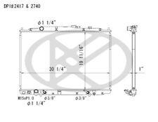 Koyorad A2856 Radiator