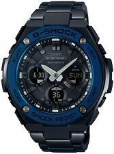 Casio G-Shock GST-W110BD-1A2JF Wrist Watch for Men