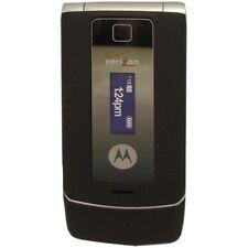 Verizon Motorola W385 Black/Silver Glyde Mock Dummy Display Toy Cell Phone