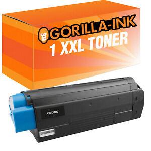 Toner-Kartusche-XXL-Black-fuer-Oki-C3100-C3200-C3200N-C5100-C5100N-C5200-C5200N