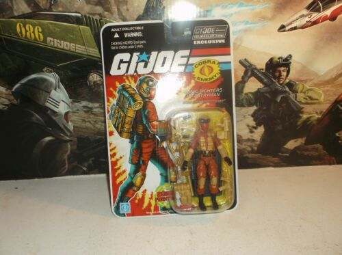G.i.Joe Club SONIC FIGHTERS INFANTRYMAN COBRA VIPER # 00