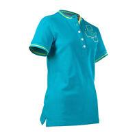 Cube Wls Polo Shirt - Cube 93 S (36) Caribbean Blue