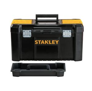 Boîte à outils Noir et Jaune STHT 1-75521 Gratuit Livraison Le Jour Suivant Stanley 19 in environ 48.26 cm