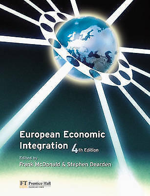 1 of 1 - European Economic Integration (4th Edition)-ExLibrary