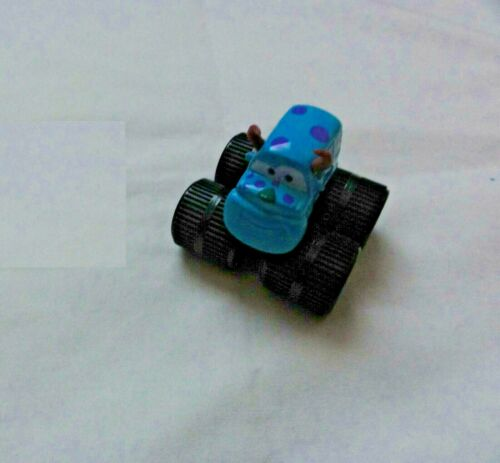 """U CHOOSE:/""""CARS/"""" MOVIE MOMENTS SULLEY"""