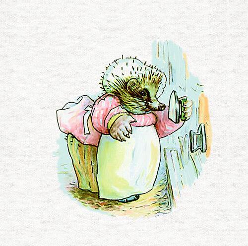 //Tapicería Artesanía panelBeatrix Potter La señora Bigarilla-Tela Cojín Winkle