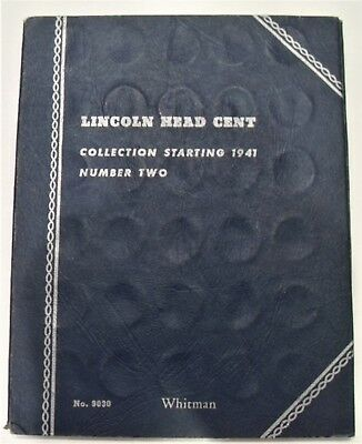 Pick From List Great Book Fillers FREE S/&H 1910-1958 PDS Lincoln Wheat Cents