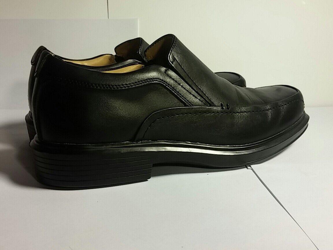grande sconto uomo nero scarpe Dimensione 9 CRAFT & & & BARROW UPPER LEATHER CORE TECHNOLOGY RN 73277  moda