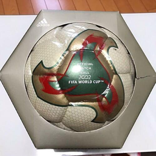 Adidas Fevernova Green 2002 FIFA World Cup Official match ball Football Soccer