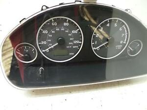 MITSUBISHI-SPACE-STAR-2003-2005-1-3-benzina-tachimetro-Dash-Clocks-Panel