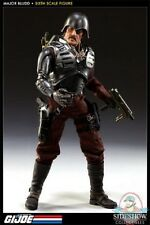 1/6 Sixth Scale G.I Joe Major Bludd 12 inch Figure by Sideshow Collectibles