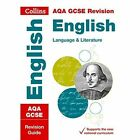 AQA GCSE English Language and English Literature Revision Guide by Collins GCSE (Paperback, 2015)
