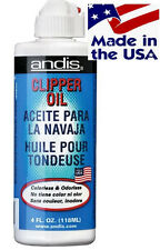 ANDIS Lubricating CLIPPER&BLADE OIL LUBE*Also For Oster,Wahl,Geib,Moser,Laube
