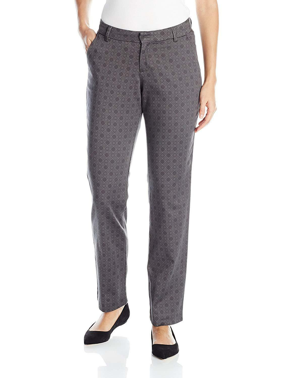 Lee Womens Collection LEE Modern Series Lita Curvy Fit Straight Leg Pant