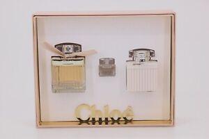 Details zu Chloe Chloe SET 75ml EDP + 5ml Miniatur EDP+ 100 ml Bodylotion