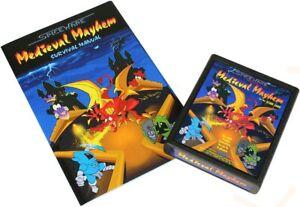 Medieval-Mayhem-Atari-2600-Homebrew-Game-New