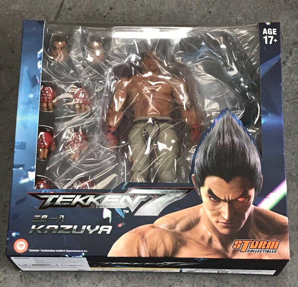 mejor precio STM87077  Storm Tekken 7 Kazuya Mishima Mishima Mishima escala 1 12 Figura de Acción, En Stock  deportes calientes