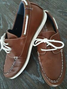 river island boys loafers