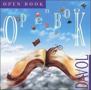 Open-Book-by-Davol-CD-Sep-2012-GIRA-Audio-New-Sealed-Ships-1st-Class