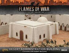 Battlefield in a Box - Flames of War: Desert Administration Building BB224