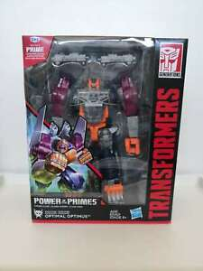 Transformers Power of Primes Optimal Optimus leader class NEW