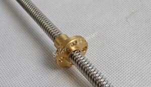 8mm-L300mm-8mm-Lead-4-Start-Lead-Screw-Nut-For-DIY-3D-Printer-Z-Axis
