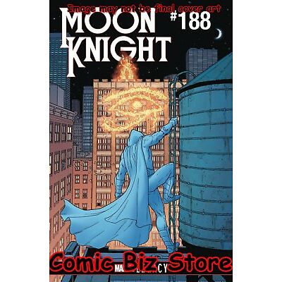 MOON KNIGHT #188 (2017) 1ST PRINTING BAGGED & BOARDED MARVEL LEGACY TIE-IN