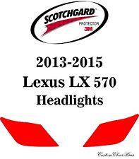 3M Scotchgard Paint Protection Film Clear Bra 2013 2014 2015 Lexus LX 570