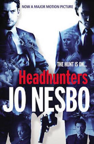 1 of 1 - JO NESBO _____ HEADHUNTERS ______ BRAND NEW __ FREEEPOST UK