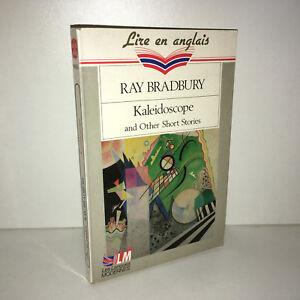 Ray-Bradbury-KALEIDOSCOPE-AND-OTHER-SHORT-STORIES-Livre-poche-en-Anglais-CD29C