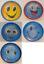 Mini-Laberinto-bola-de-rompecabezas-juego-de-mente-laberinto-juguete-Sonrisa-Feliz-Diseno-de-cara miniatura 1