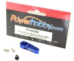 Blue-Aluminum-25T-Servo-Horn-Savox-SV1270TG-SW0230MG-SW1211SG-SC1257TG-SV1271SG