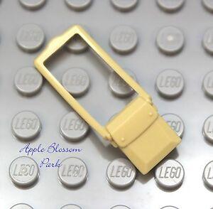 NEW-Lego-Minifig-TAN-SATCHEL-Female-Minifigure-Purse-Messanger-Side-Bag-Pouch