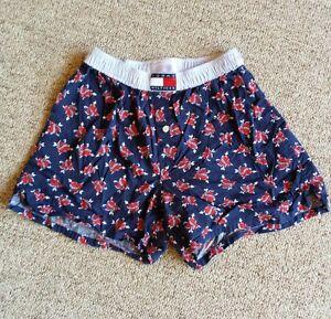 5992a006a Vintage Retro Tommy Hilfiger Womens Small Petite Boy Shorts Panties ...