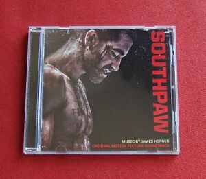 Southpaw-OST-Soundtrack-CD-Original-Score-by-James-Horner-Sony-Classical