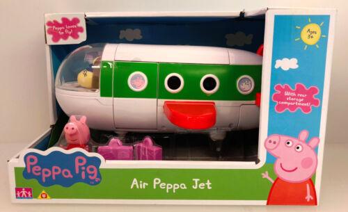 "New Damaged Box Peppa Pig 06227 /""Air Peppa Jet Figure"