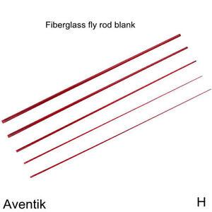 Aventik Fiberglass Fly Rod Blanks Saltwater Fishing Rods