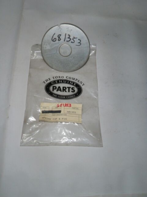 LAWNBOY LAWN MOWER,REWIND SPRING CUP & PIN #681353 for sale