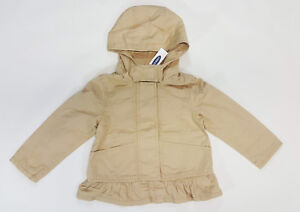f99b040a177a NWT Old Navy Toddler Girls Size 18-24 Month 2t 3t 4t 5t Khaki Ruffle ...