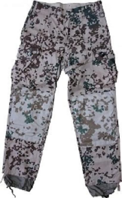 Bundeswehr German Army KSK ISAF Einsatzkampfhose Hose pants Tropentarn XXL  | Schön In Der Farbe