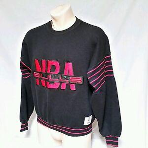 4c203b9f3365d8 Details about VTG Chicago Bulls Sweatshirt 90 s Salem Michael Jordan Shirt  NBA Mens Large