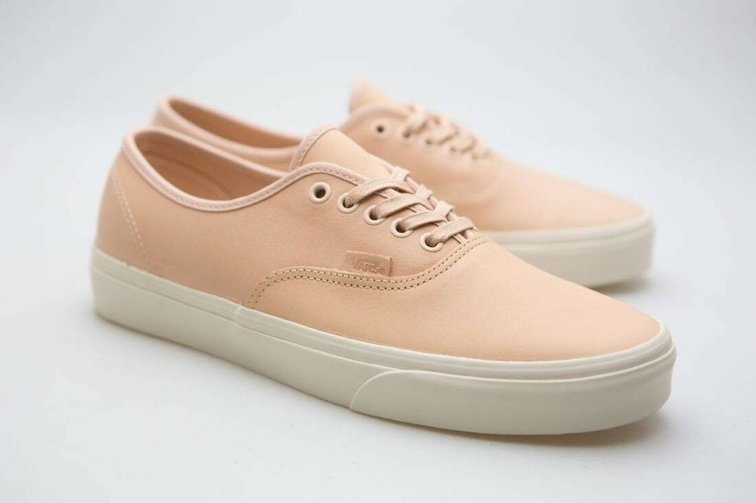 Vans Men Authentic DX - Veggie Tan tan VN027KLUI