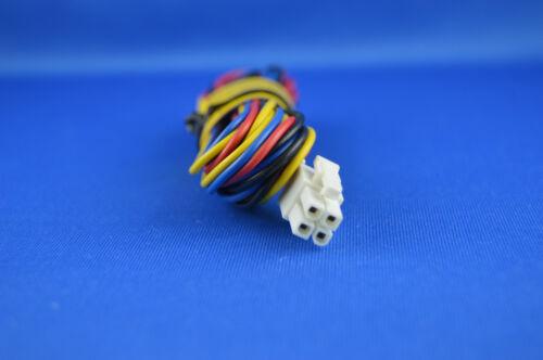 12//24 V cables de alimentación para Nokia Carkit freisprechanlagen conector cables FSE auto
