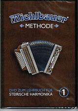 Steirische Harmonika : Michlbauer LERN DVD Teil 1 (Anfänger)