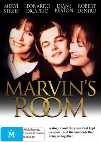 1 of 1 - Marvin's Room (DVD, 2009)