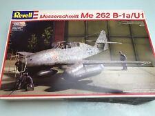 revell 1/32 4777 messerschmitt me 262 b-1a/u1 model kit no decal or instructions